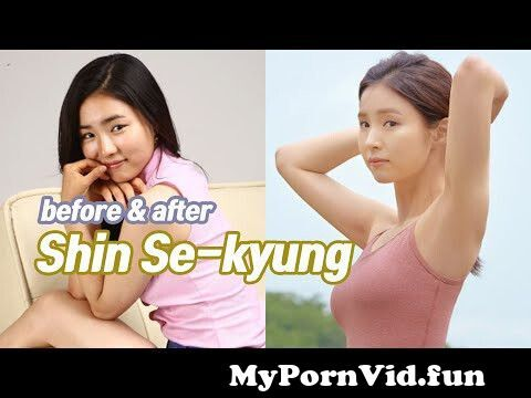 Shin nackt Se-kyung Shin Se