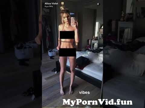 Violet nudes alissa Hot !