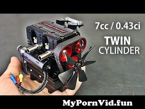 View Full Screen: inline 2 cylinder 4 stroke rc engine test.jpg