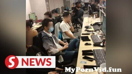 Kl Police Nab 44 In Gambling Call Centre Raid From Www Xxx Dog