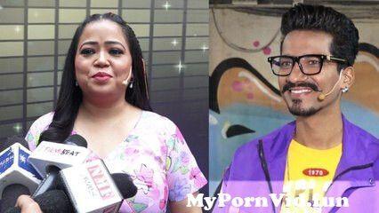 View Full Screen: harsh amp bharti singh reached on dance deewaane amp kkk set watchout 124 filmibeat.jpg