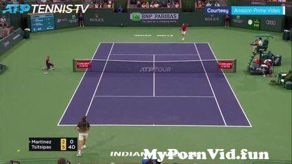 View Full Screen: tsitsipas beats martinez to break second round duck at indian wells.jpg