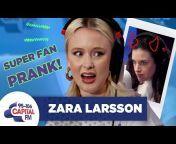 Nackt zara fake larsson Zara Larsson