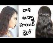 Geeta hairstyles u0026 Home remedies