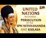 KAILASA's SPH Nithyananda