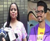 Harsh & Bharti Singh Reached on Dance Deewaane & KKK set watchout the video to know more<br/><br/>#HarshLimbachiya #BhartiSingh #HarshAndBharti