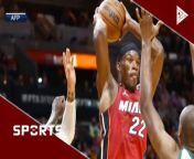 Bucks, hindi pinaporma ng Heat #PTVSports