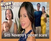 Welcome to the newest PEP video series: Mommy Diaries!<br/><br/>Get to know more about your favorite celebrity moms and hear their stories about parenting.<br/><br/>For its first episode, singer Sitti Navarro chronicles her ongoing journey as a mother.<br/><br/>So far, it has been a test of faith as she struggles with conditions such as PCOS (Polycystic ovary syndrome) and APAS (Antiphospholipid Antibody Syndrome).<br/><br/>And for her second pregnancy, Sitti faces another major hurdle in her journey.<br/><br/>Video Producer / Editor: FM Ganal<br/>Music: \
