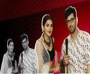 Funny Rapid Fire with Karanvir Sharma and Debattama saha for Jo Tera Howega song to know more watchout the same <br/><br/>#KaranvirSharma #DebattamaSaha #JoTeraHowega