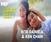 Kung gusto nating bumalik sa normal, ito dang dapat nating gawin. <br/><br/>Yun ang pinupunto nina Rita Daniela at Ken Chan sa video na ito naghihikayat sa kanilang fans at sa iba pang mga Pilipino na magpabakuna na.<br/><br/>Because Bakuna Is Life!<br/><br/>#BakunaIsLife #RitaDaniela #KenChan #RitKen<br/><br/>Scriptwriters: Dr. Nina Beltran and Pinky Abdon<br/>Video Editors: Ruffy Burlasa and Rommel Llanes<br/>Producers: Jo-Ann Maglipon and Karen P. Caliwara<br/><br/>Know the latest in showbiz on http://www.pep.ph!<br/><br/>Subscribe to our YouTube channel! https://www.youtube.com/PEPMediabox<br/><br/>Follow us! <br/>Instagram: https://www.instagram.com/pepalerts/ <br/>Facebook: https://www.facebook.com/PEPalerts <br/>Twitter: https://twitter.com/pepalerts<br/><br/>Visit our DailyMotion channel! https://www.dailymotion.com/PEPalerts<br/><br/>Join us on Viber: https://bit.ly/PEPonViber<br/><br/>Watch us on Kumu: pep.ph