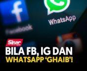 Al-kisahnya... macam-macam komen korang ya!<br/><br/>Klik https://bit.ly/3yVvk8G untuk baca berita menarik lain.<br/><br/>#SinarHarian #VideoSinar #Applikasi #Instagram #Facebook #Whatsapp #Info #Global #MarkZuckerberg
